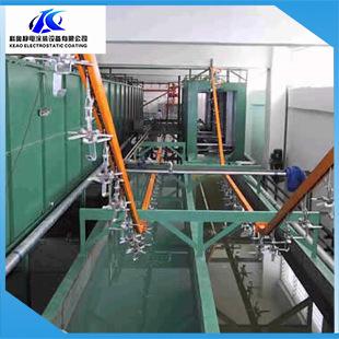 厂家生产 非标全新广西电泳涂装设备 自动电泳涂装设备流水线