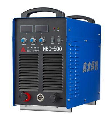 厂家供应 奥太NBC-500逆变CO2气体保护焊机 气保焊500