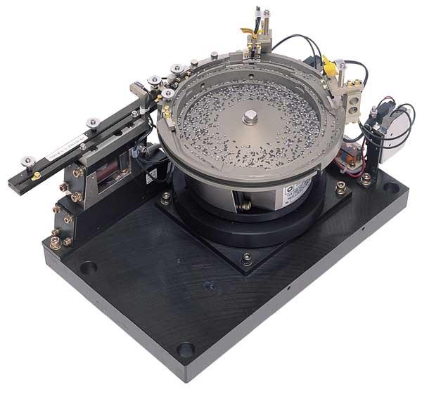 电子元件振动盘编带机电子元件专用振动盘