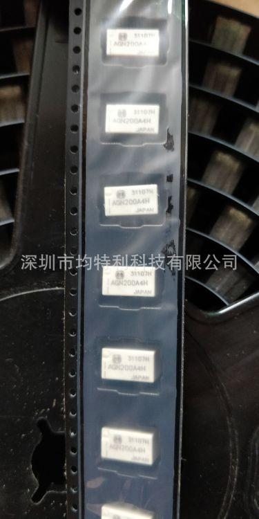 Panasonic/松下 继电器与电磁阀 AGN200A4HZ均特利原装正品