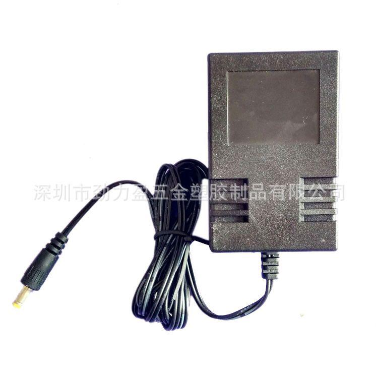 厂家直销 黑色插墙式6v1500mA 1.5A美规过认证直流线性电源