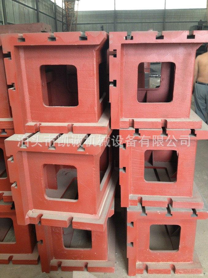 大量供应 铸铁划线方箱 检验方箱 检测方箱