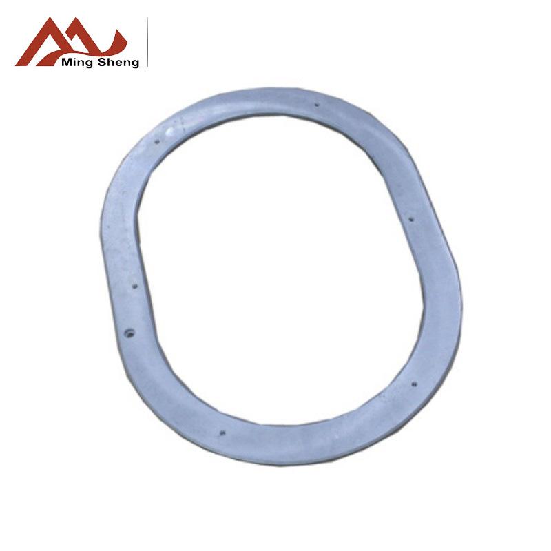 厂家专业定制家具铝合金铸造 家具配件大型铸铝件加工
