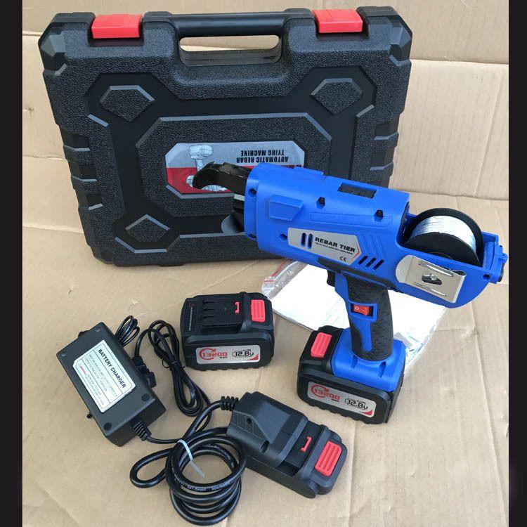 特价促销 340B/560充电式全自动钢筋捆扎机捆绑机配双锂电扎丝机