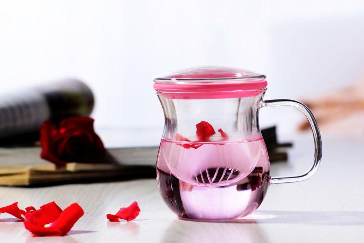 厂家供应直销  批发   养生茶壶   玻璃茶具  花茶壶  公道杯