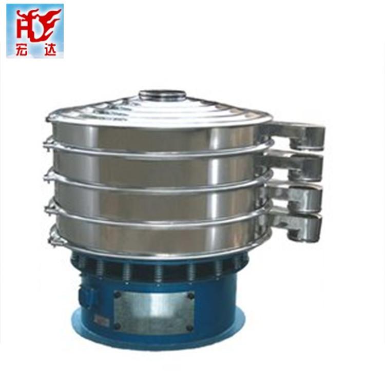 固液分离振动筛-800型振动浆液筛