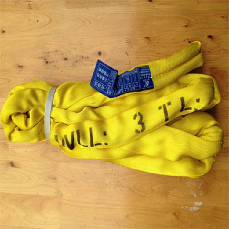 品牌精品 3T柔性环型吊装带 厂家直销
