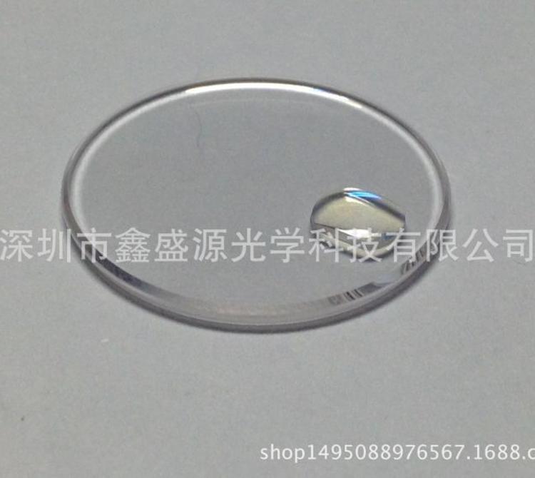 手表蓝宝石玻璃镜片表镜 带凸镜晶日历晶 带台阶 玻璃加工制品厂