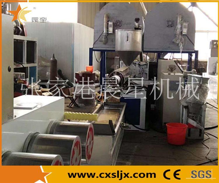 张家港塑料机械-厂家PP/PET打包带生产线设备直销
