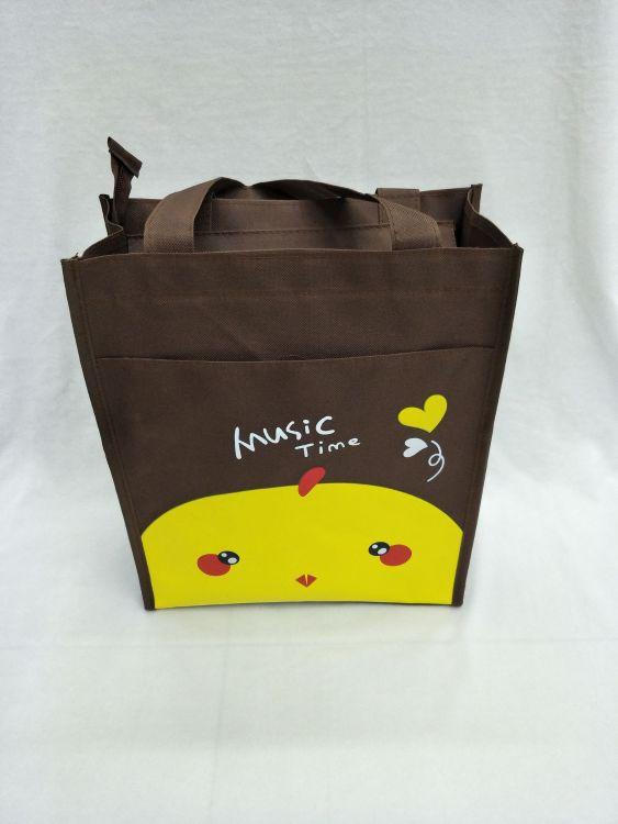可爱卡通饭盒袋 时尚购物袋 手提牛津环保便当置物袋 爆款批发