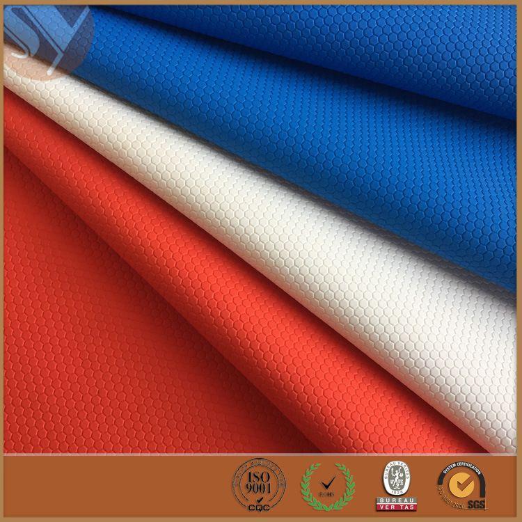 欧标彩色PU半PU防滑革 防滑汽车方向盘套皮料 电子包装材料