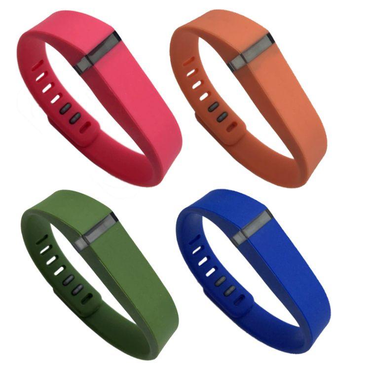 高频RFID运动手腕带、TPU+TPE合成环保腕带