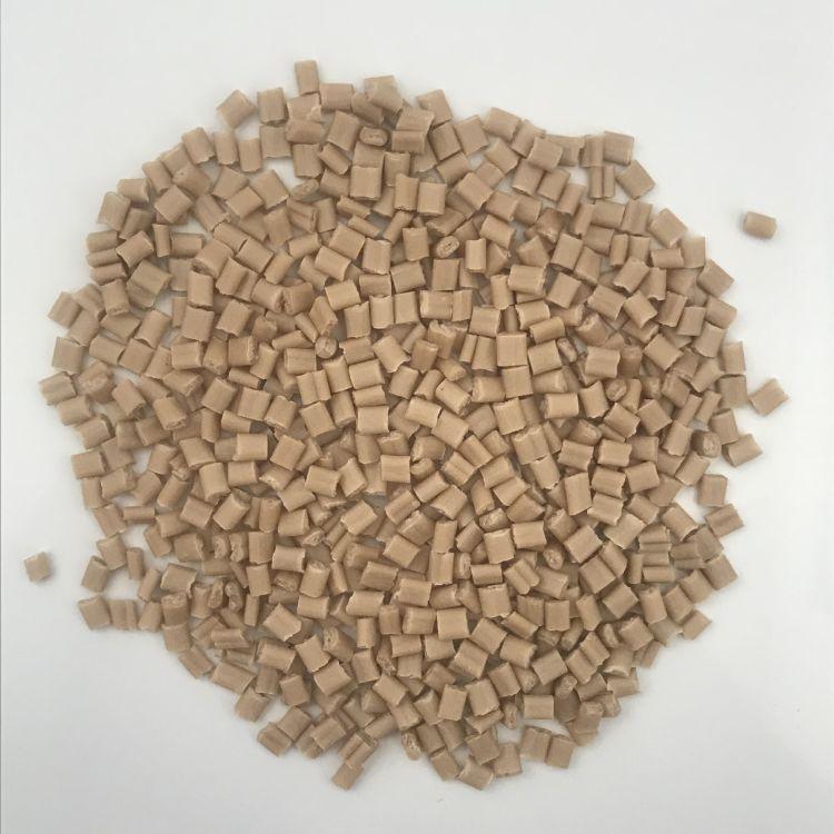 木塑3D打印 木粉PLA众塑新材料3D85W4改性生物降解塑胶原料