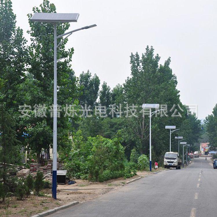 安徽迈尔威本地太阳能路灯厂家 广场乡镇道路国道省道校园厂区