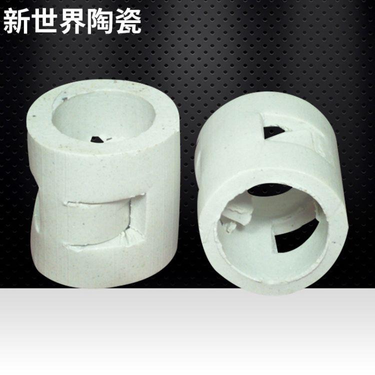 陶瓷拉西环填料 拉西环陶瓷塔填料供应