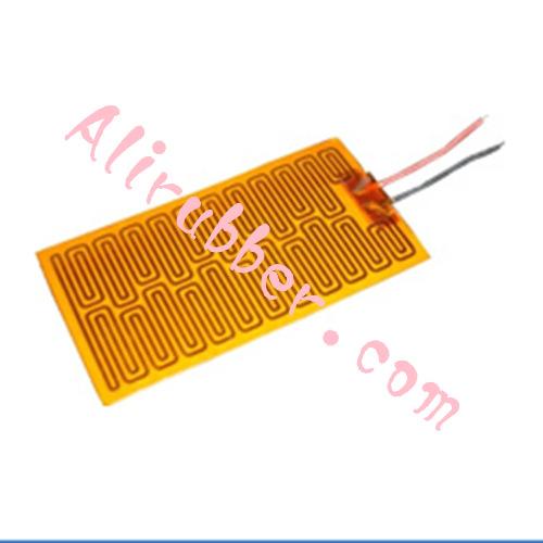 阿里兄弟电热膜加热片升温快厚度0.2mm大小定制温度均匀厂家供应