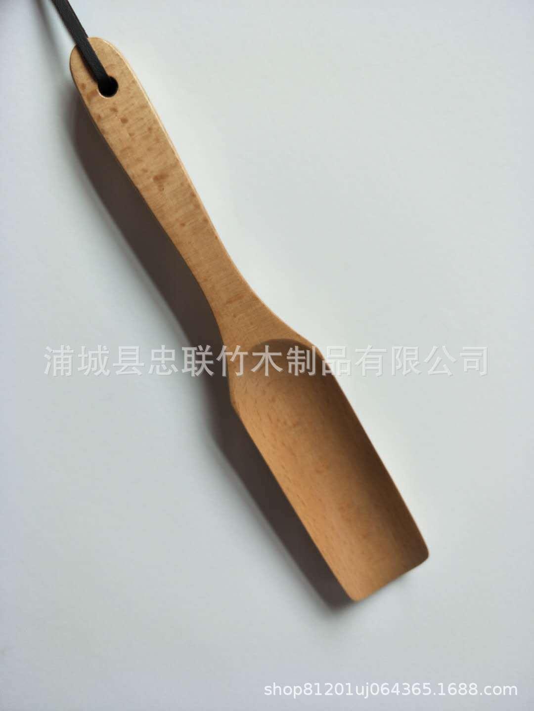 生产加工高档实木鞋拔,榉木鞋拔、鞋刷子