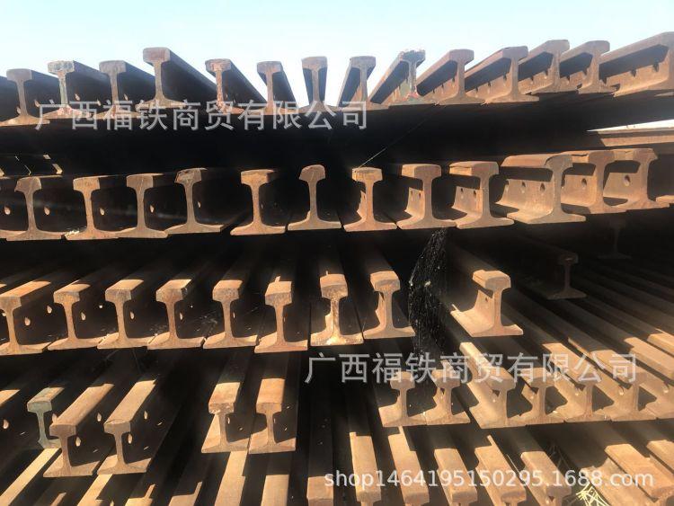 广州 地铁 高铁 铁路钢轨12.5米P43再用钢轨 旧钢轨 出售出租