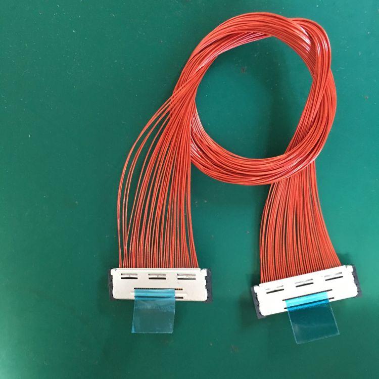 极细同轴线,测试线,I-PEX20454.20346.