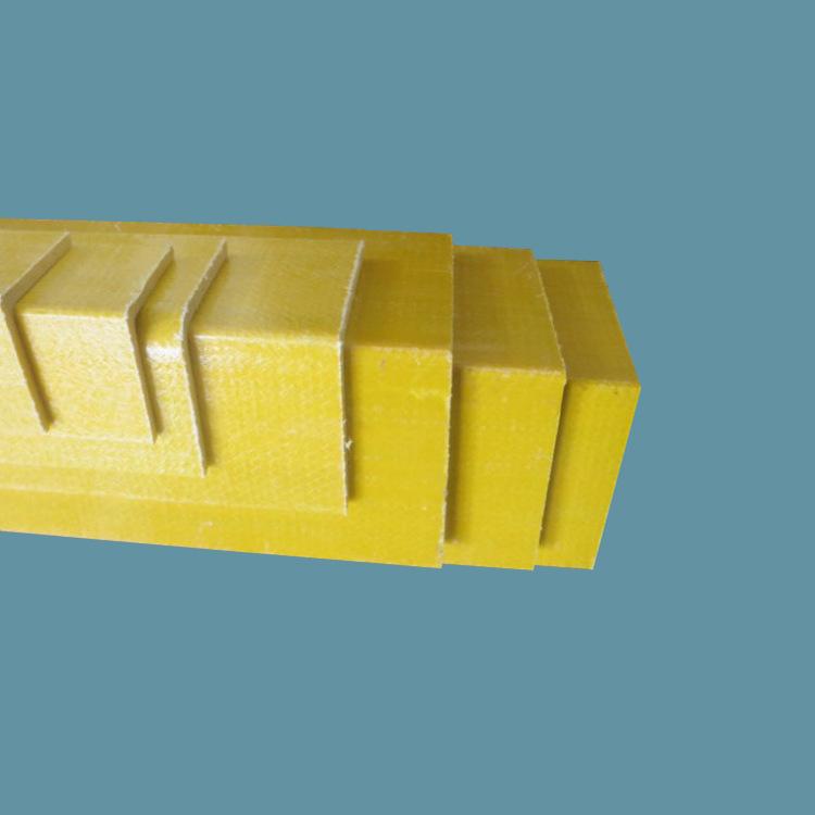 玻璃钢角钢 防腐拉挤角铁 高强度玻纤无碱树脂角钢60加工可定制