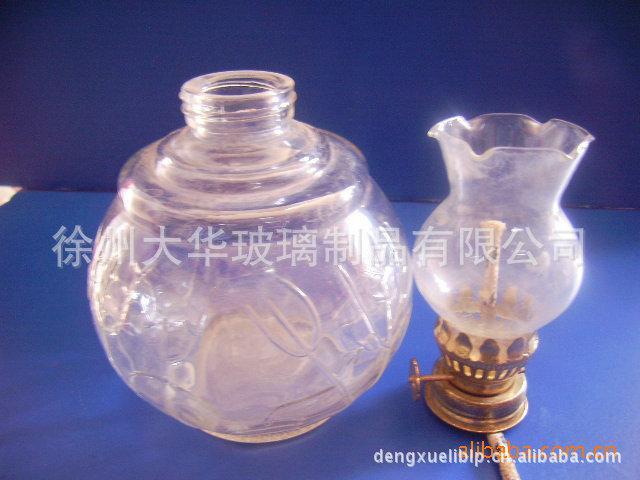大华 批量生产高中低档透明教堂蜡烛台蜡烛杯