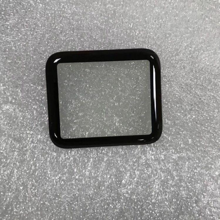适用于苹果iwatch手表膜3D曲面钢化膜38mm 42mm手表保护贴膜
