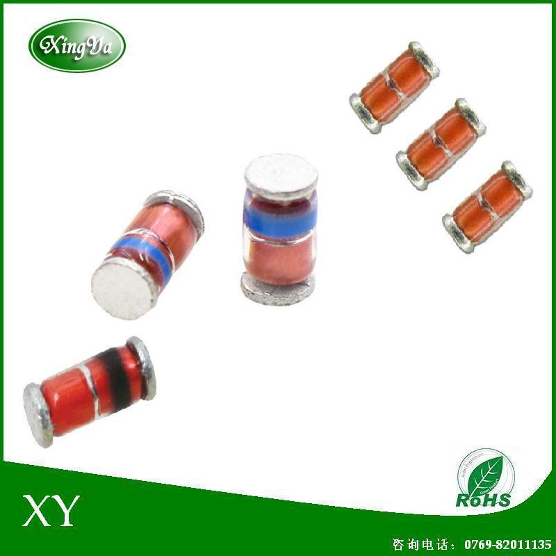 XY热销产品贴片双向触发二极管LLDB3封装LL-34品优价实