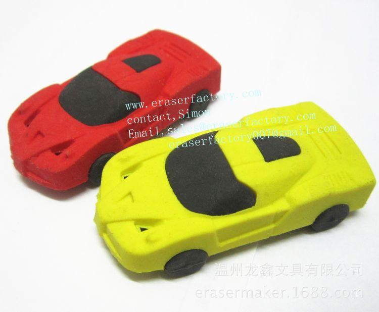 赛车橡皮擦(高级交通工具玩具,男子霸气礼品)racing car