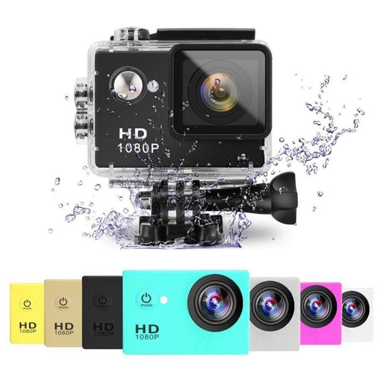 SJ4000山狗防水运动DV记录仪2.0英寸摩托车潜水攀登摄像机