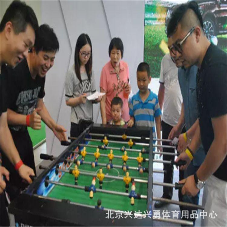 家庭娱乐的桌上足球 小孩大人爱玩的健身器材