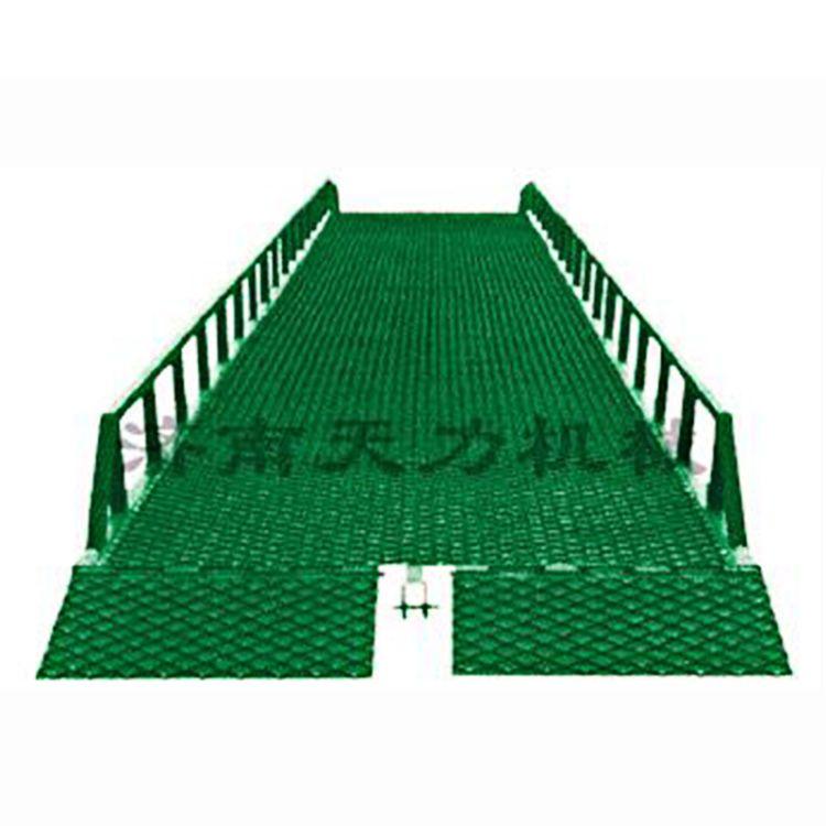 天力液压 移动液压登车桥 叉车码头升降机 集装箱装卸平台 原厂货源 物美价廉