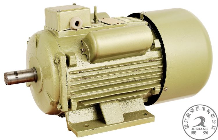 YC90L-2双值电容单相异步铁壳电动机