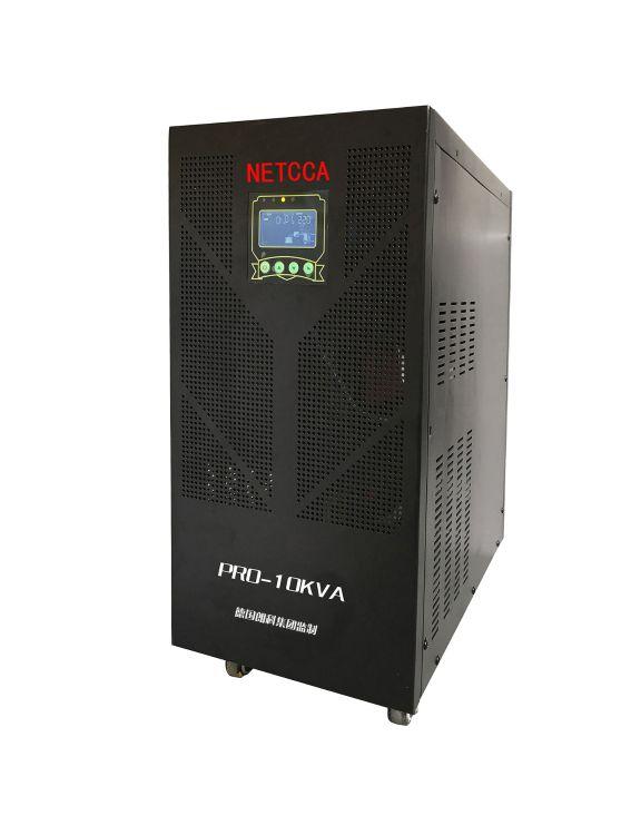 NETCCA UPS 5KVA太阳能逆变器 控制器 4000W 在线互动式UPS电源