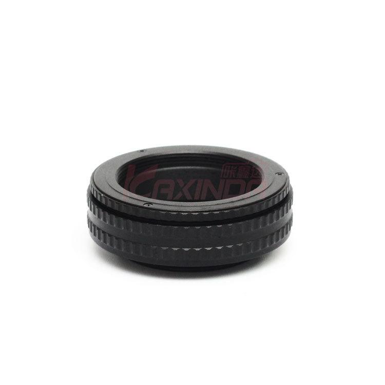 Kaxinda/咔鑫达: 全铝M52-M42(17~31mm调节)改镜用 调焦筒