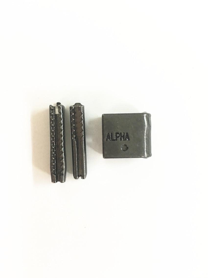 厂家直销锌合金10#金属阿尔法三件套  黑镍色  青古铜色
