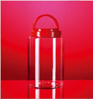 厂家直销透明pet塑料瓶密封包装塑料罐塑料瓶现货