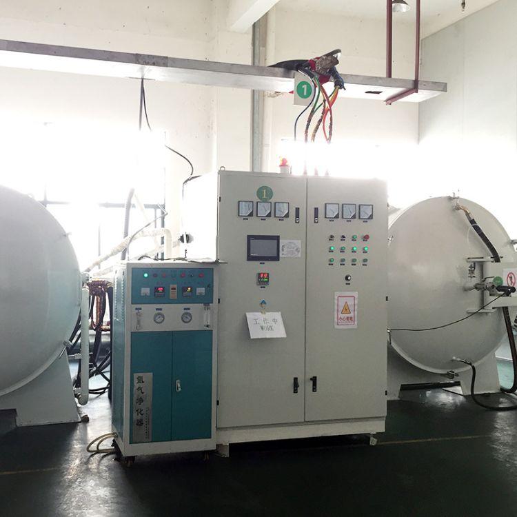 超高温量产型工业电炉 2019新款卧式高温感应炉石墨化炉