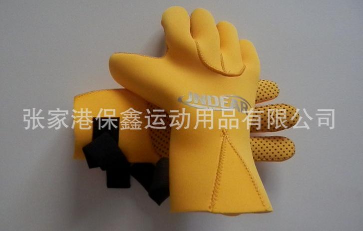 潜水料手套 粘合手套 多种颜色手套 防滑釣魚手套
