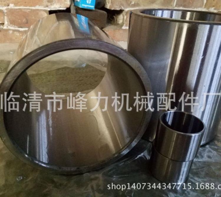 厂家直销轴承钢环 轴套 钢套 加工定制 高硬度轴套 低噪音钢套