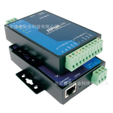 nport联网服务器 NPort 5232 串口设备联网服务器ADVANTECH研华