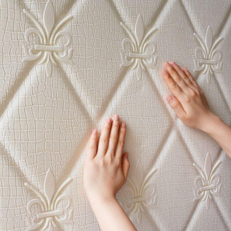 厂家批发 3d立体墙贴 自粘电视背景墙 客厅卧室防撞隔音
