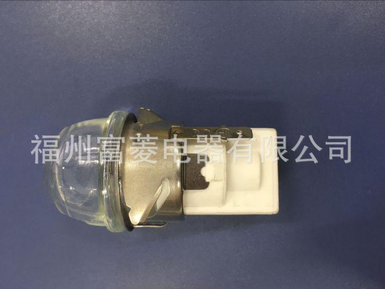 E14陶瓷烤箱灯座带灯座BC2048R