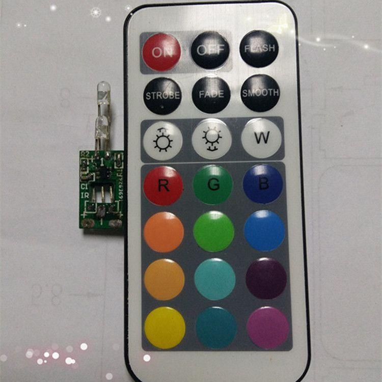 两键遥控蜡烛灯控制灯板 3V-5V供电 厂家直销 可订做各种蜡烛灯板