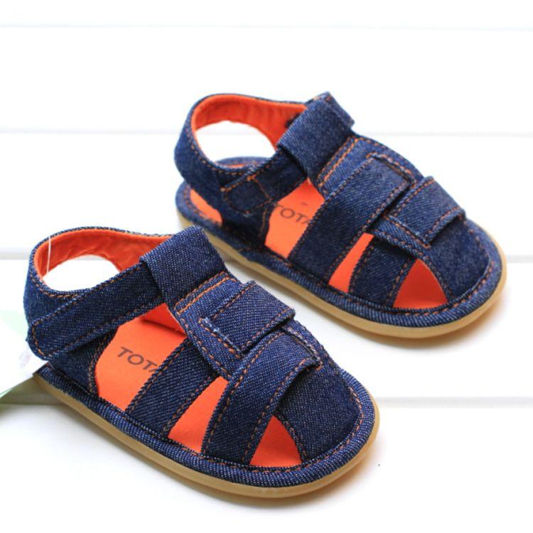统统热卖款夏季婴儿防滑学步鞋 软件的宝宝凉鞋8891A