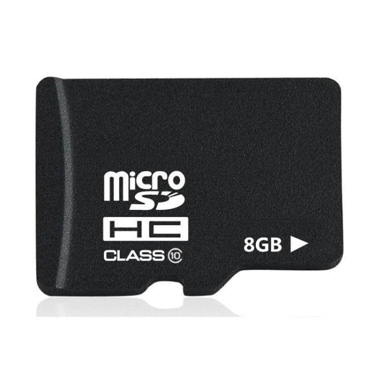 厂家批发 8g手机内存卡 8GB高速TF卡 行车记录仪专用卡 导航卡