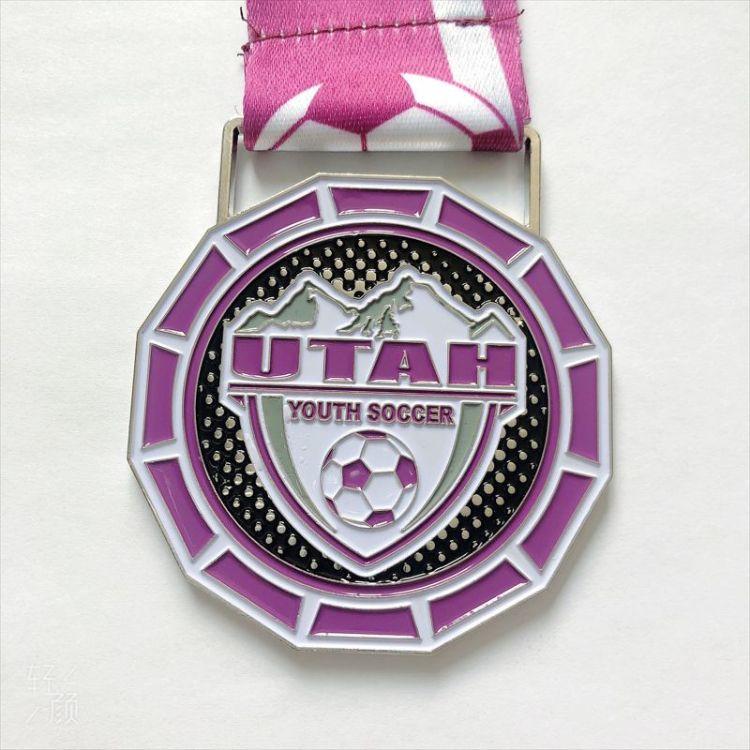 英达尔 金属麦穗奖牌 马拉松运动会比赛奖牌