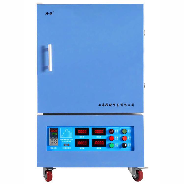 *1700度1400度1200度双层壳体结构高效能真空箱式炉