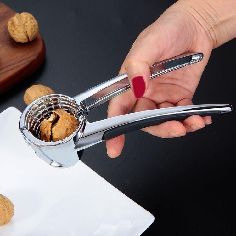 核桃夹子剥核夹山核桃剥壳器工具家用升级款开坚果的神器榛子钳子