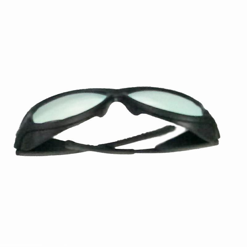激光防护镜护目镜 激光打标机焊接机防护眼镜 光子 黑色白色双层