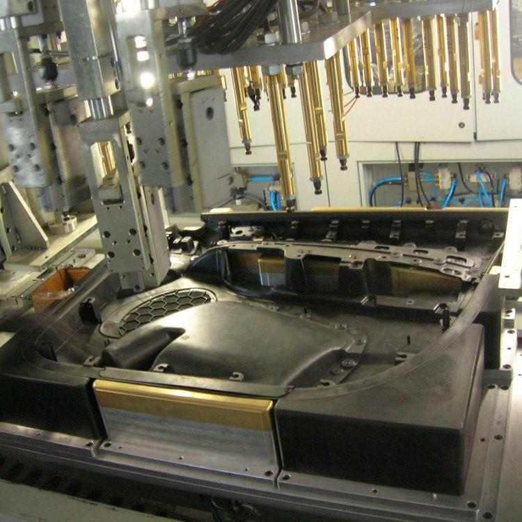 厂家供应发动机 汽车门板隔音棉超声波铆焊机 超声波点焊机